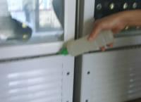 冰柜压缩机内