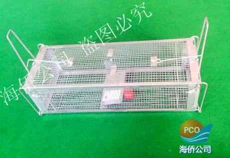 秦皇岛海侨公司灭鼠  灭鼠公司找海侨  双门捕鼠笼
