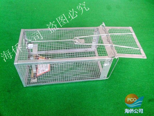 单门捕鼠笼 捕鼠笼